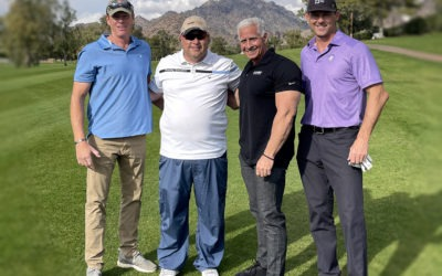 Canyon Sponsors Charity Golf Tournament